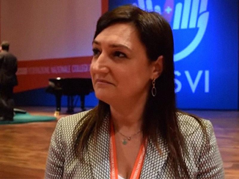 """Barbara Mangiacavalli: """"è un momento storico!"""""""
