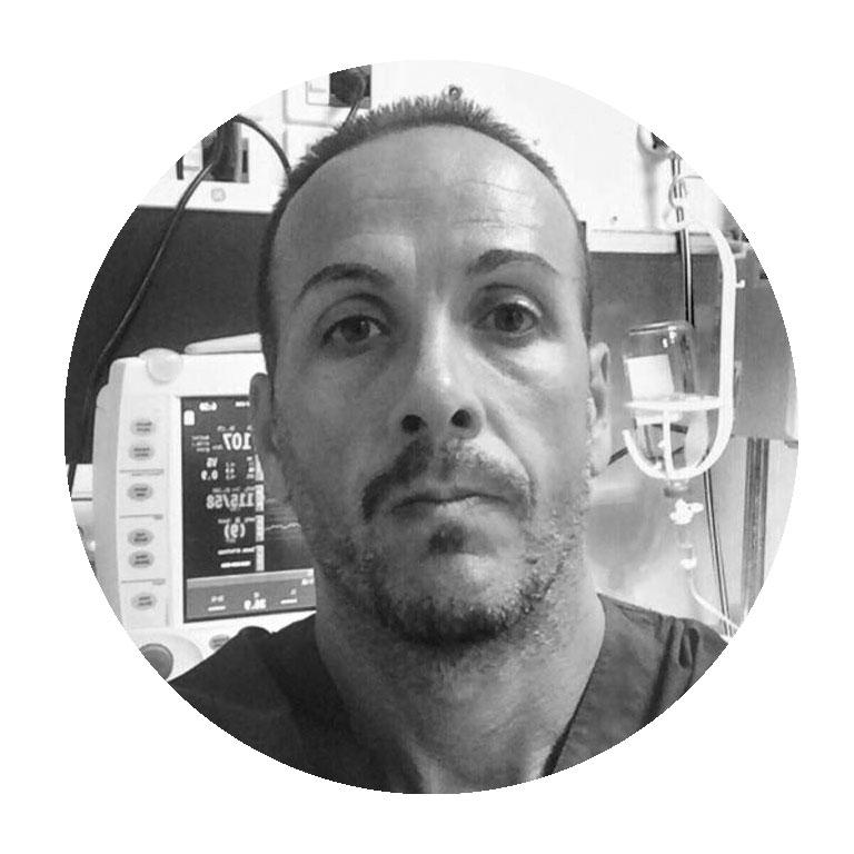 Coordinatore aree tecniche e scientifiche - Giovanni Maria Scupola, Infermiere e web-writer.