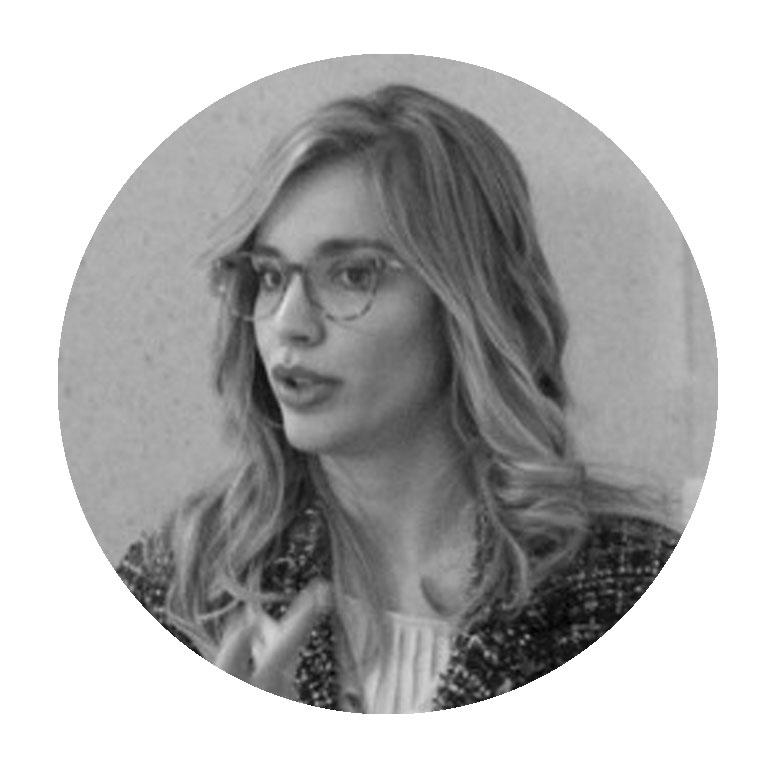 Coordinatore aree tematiche e didattiche - Giulia De Francesco, Infermiera e web-writer