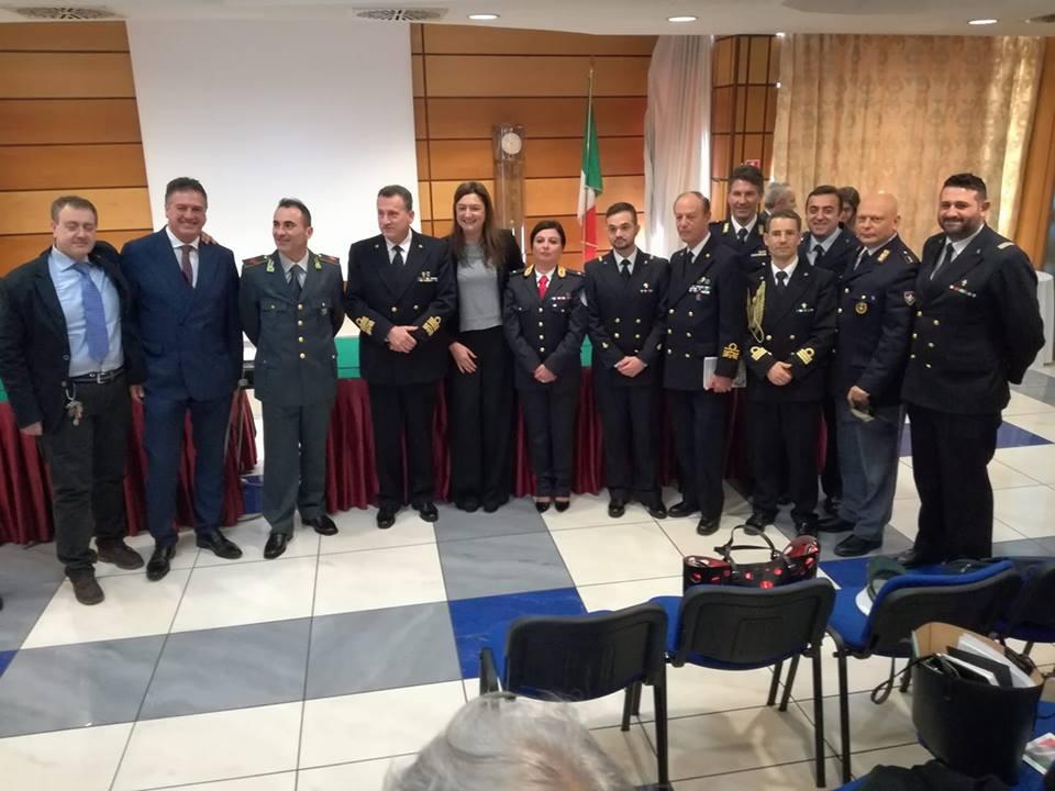 Infermieri Militari e di Polizia si sono radunati a Roma alla presenza di Barbara Mangiacavalli.