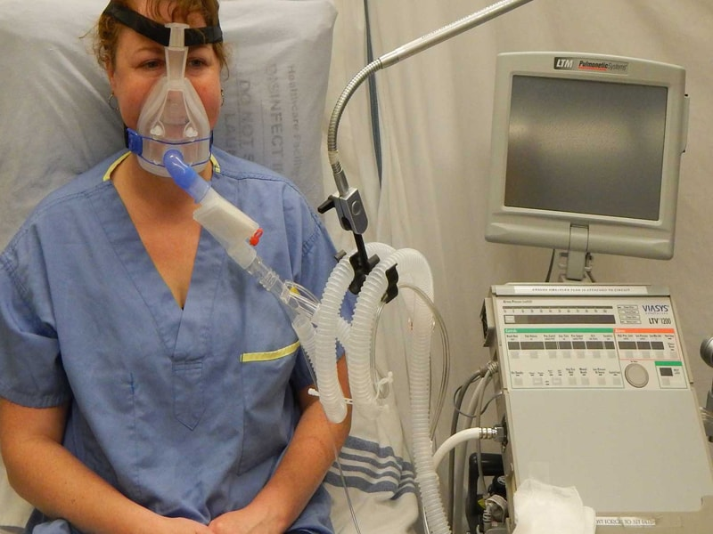 Come gestire paziente con NIV?