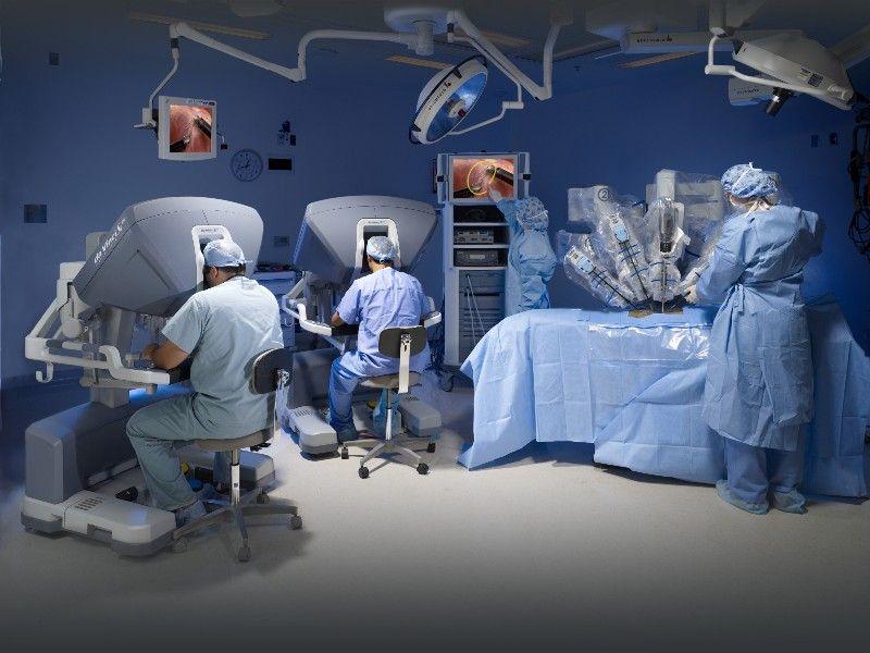 La tecnologia robotica migliora gli outcome chirurgici?