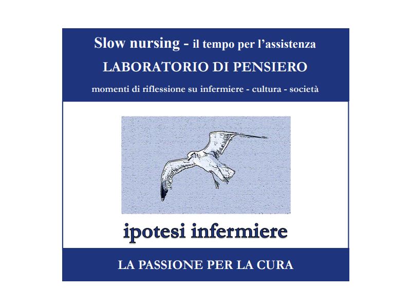 "Evento ECM Slow Nursing ""Ipotesi Infermiere"""