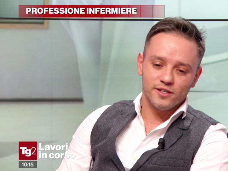Francesco Scerbo, Infermiere Libero Professionista.