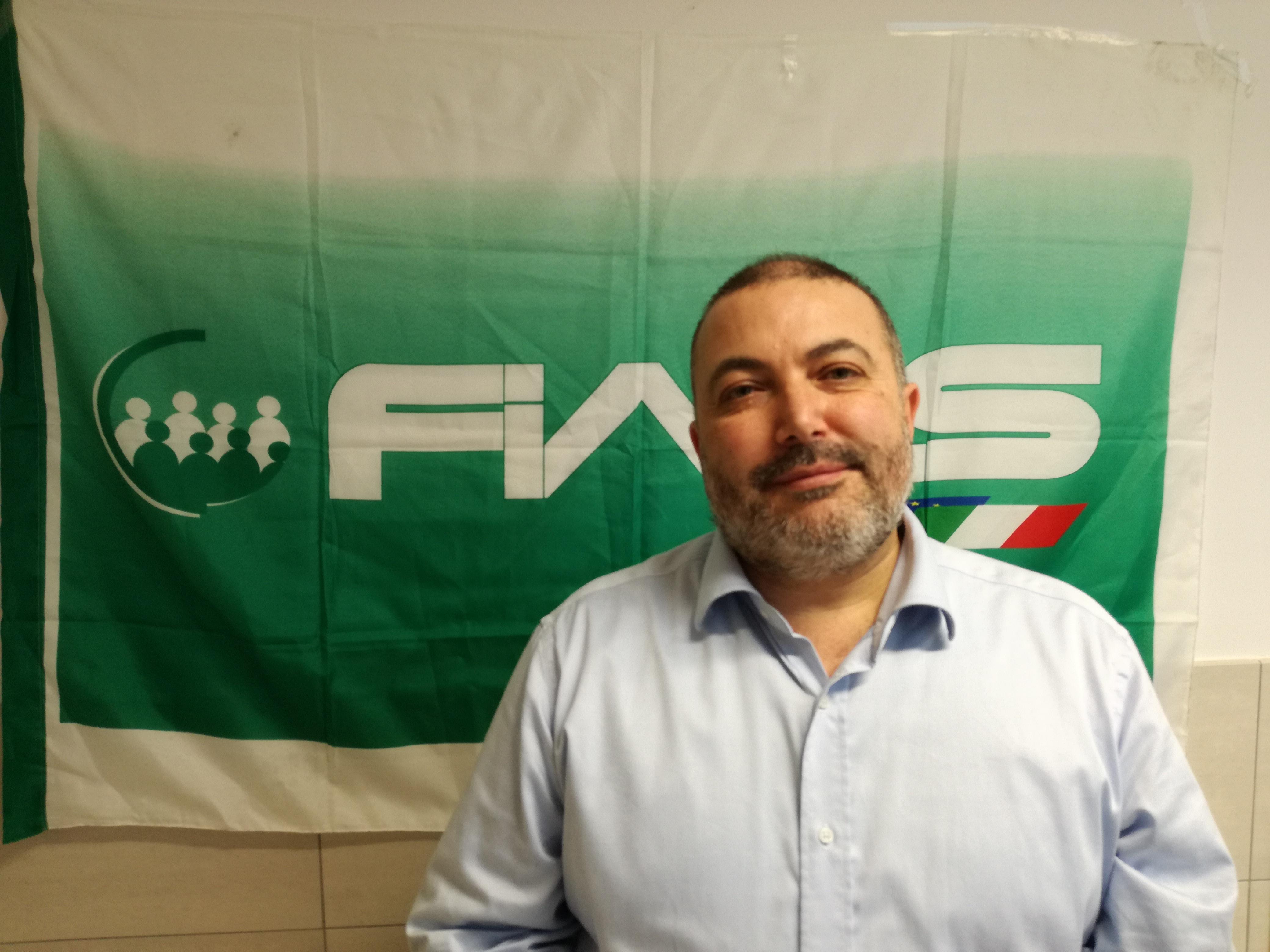 Daniele Bedini, segreteria nazionale Fials.