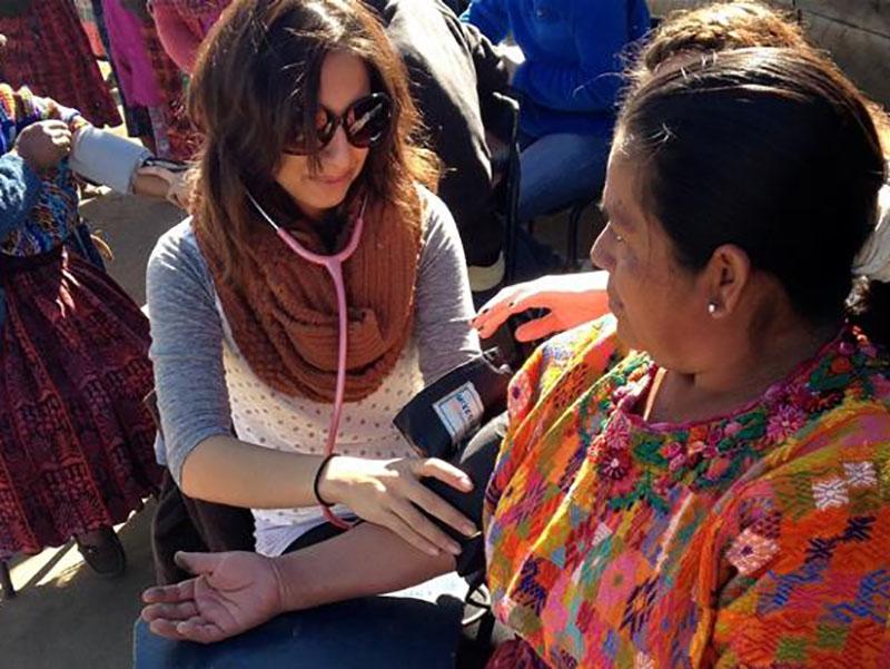 L'Associazione Italiana Nursing Sociale a favore dei pazienti del Guatemala