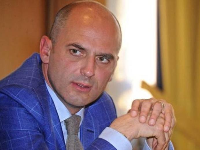 Il candidato alla Camera dei Deputati Stefano Mugnai