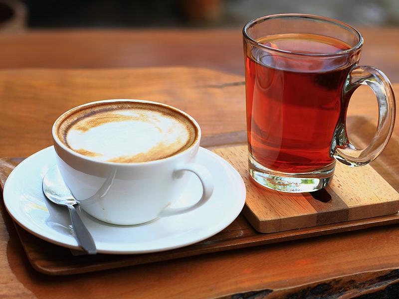 Caffè o Tè: sai cosa stai bevendo?