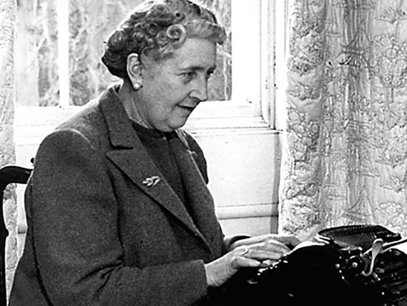 Agatha Cristie: da Infermiera Miller a genio del giallo!