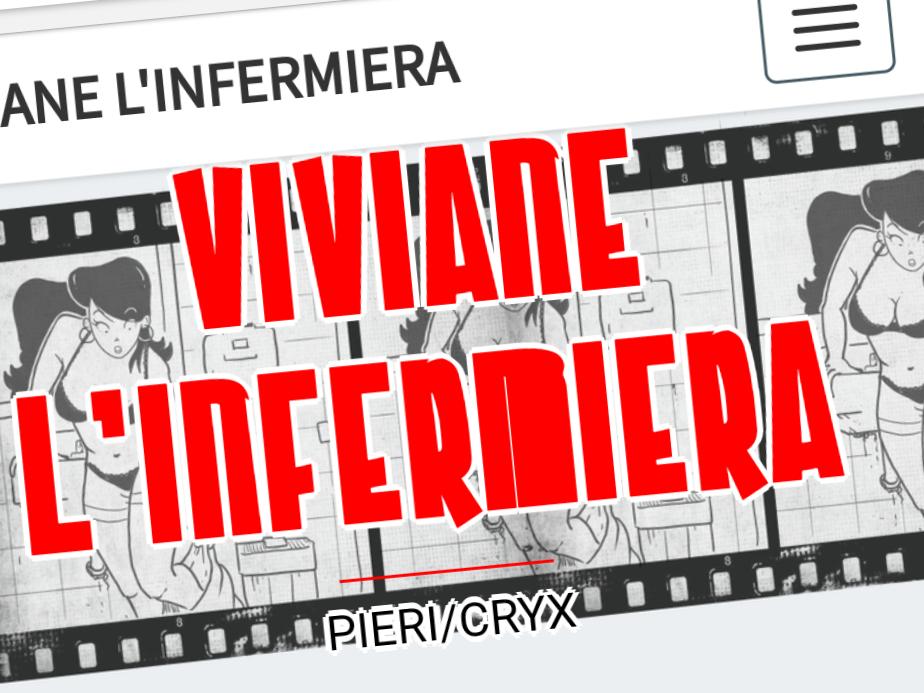 L'infermiera Viviane fa scandalo sul web, intervenga l'Ordine!