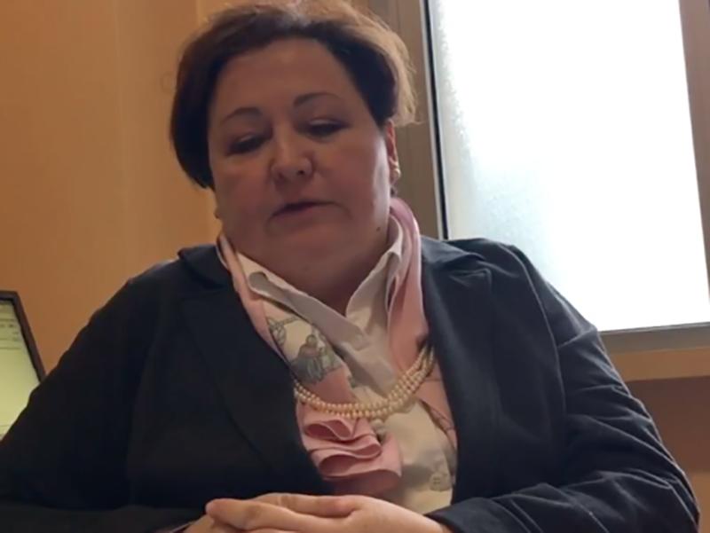 Rita Patrizia Tomasin, Dirigente Infermiera.