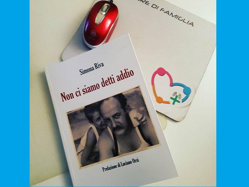 La copertina dello splendido libro della collega Simona Riva