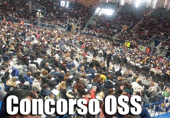 Concorso OSS Foggia: 300 assunzioni a tempo indeterminato. L'8 maggio 2018 i bando ufficiale.