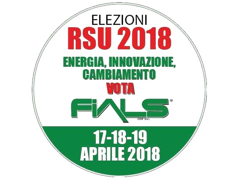 Elezioni Rsu 2018: la Fials vince ovunque in Sicilia