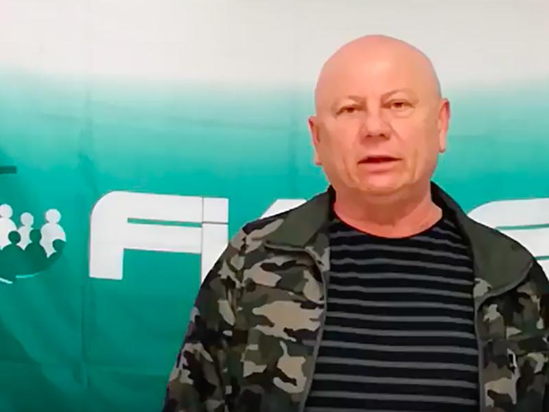 Gabriele Maura (FIALS) fa il suo personale appello al voto per le RSU 2018.