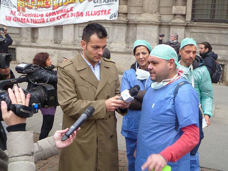 Giuseppe Midiri ci parla di Sindacato Generale di Base e invita i lettori a votare per la sua sigla alle RSU 2018.