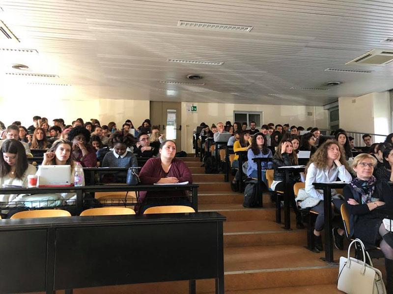 OPI Pavia: responsabilità professionale Infermieri spiegata agli Studenti