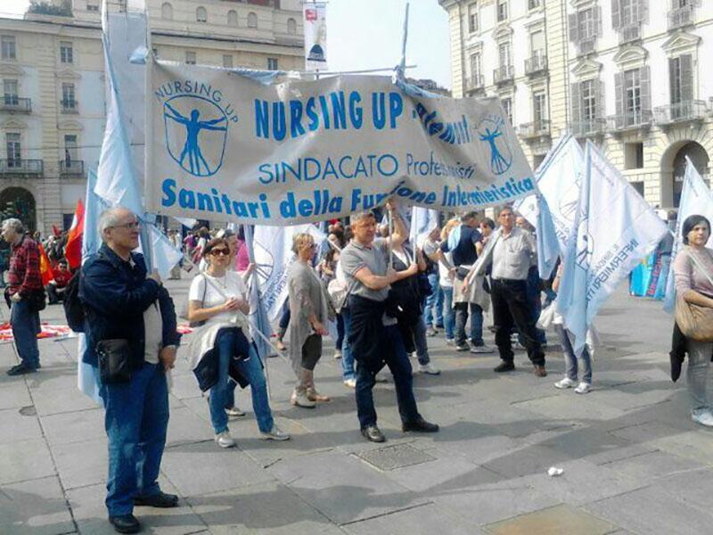 Nursing Up coordinerà RSU Torino 5