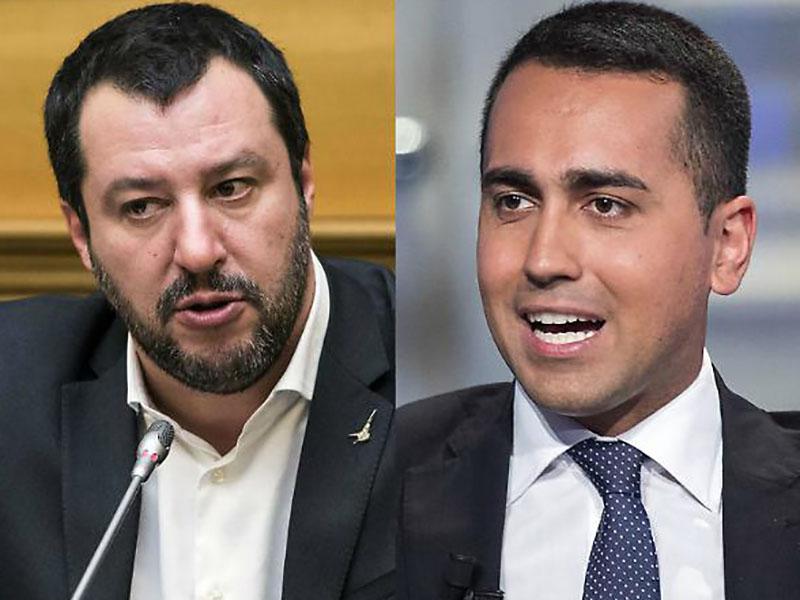 Salvini e Di Maio: assumeremo migliaia di Infermieri e Medici!