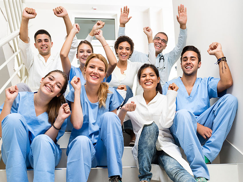 12 maggio 2018: così gli OPI celebrano la Giornata internazionale dell'infermiere.