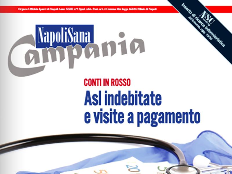 NapolisanaCampania tra le riviste scientifiche mondiali.