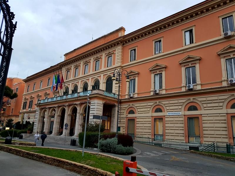 Il Policlinico Umberto I di Roma