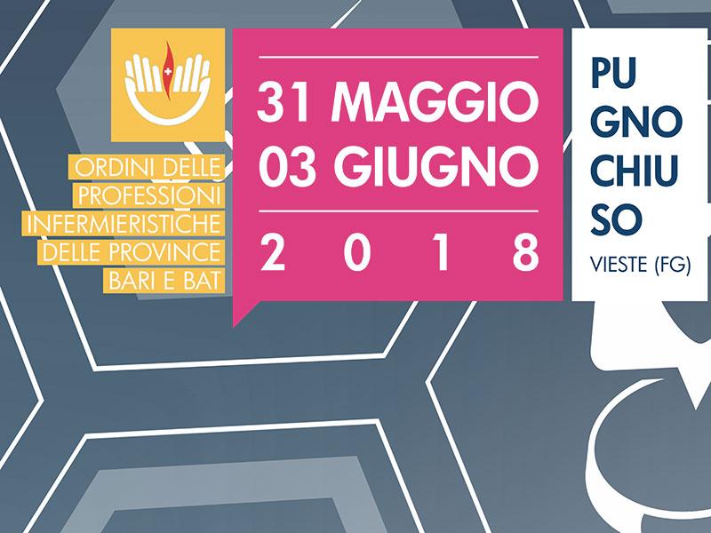 Tutto pronto a Vieste per Pugnochiuso 2018: si discute del futuro della Professione Infermieristica.