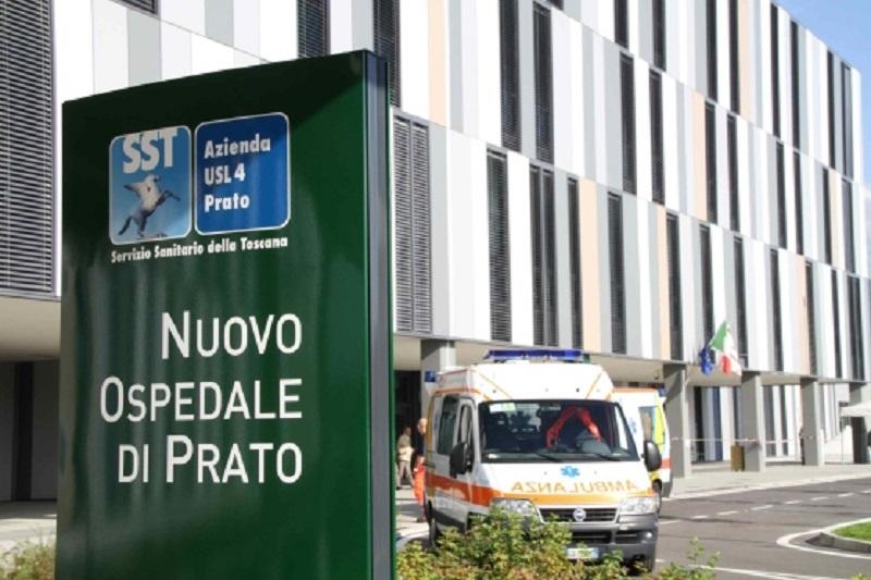 Prato, PS violento: cinese aggredisce Infermieri e sicurezza