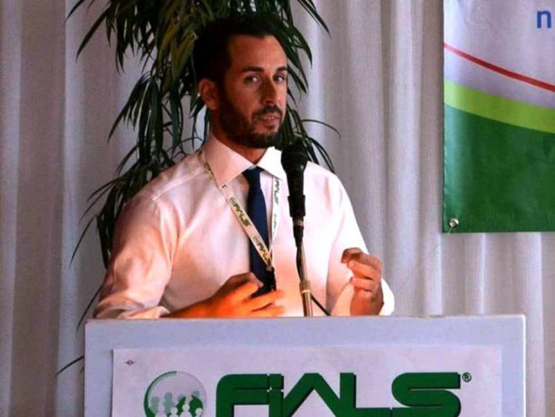 Alfredo Sepe, segretario provinciale FIALS Bologna.