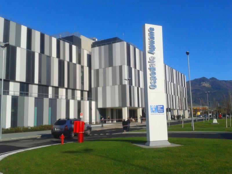 Il Nuovo Ospedale delle Apuane