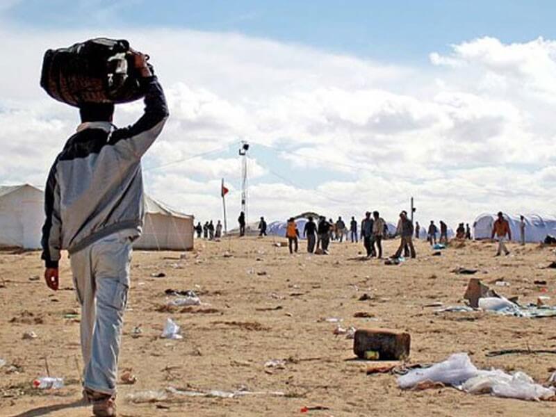Mohammad, uno di milioni in fuga dall'Africa