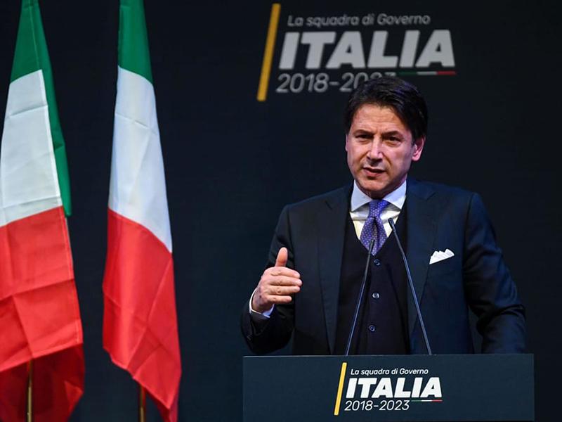 Fials Catania: auguri al nuovo governo e al premier Giuseppe Conte.