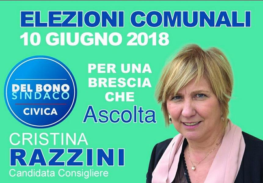 Cristina Razzini, il nome giusto per Brescia!