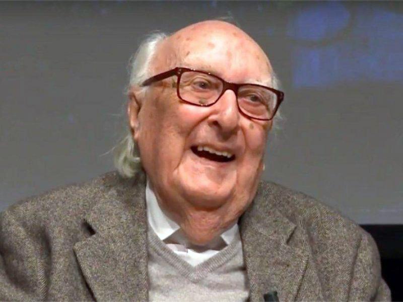 Andrea Camilleri: salvai un Infermiere dal suicidio, un barese oggi cinquantenne!