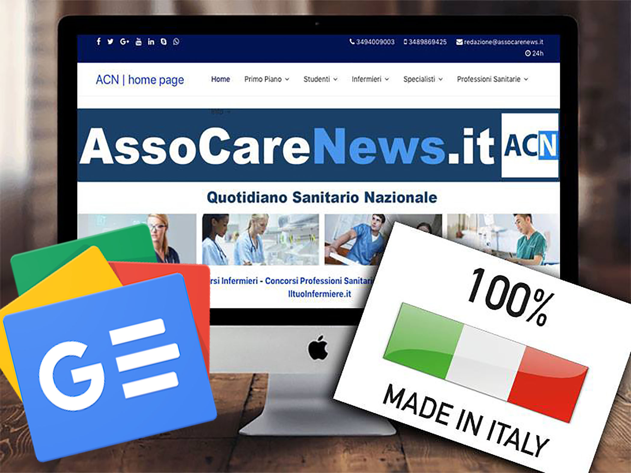 Segui AssoCareNews.it anche su Google News.
