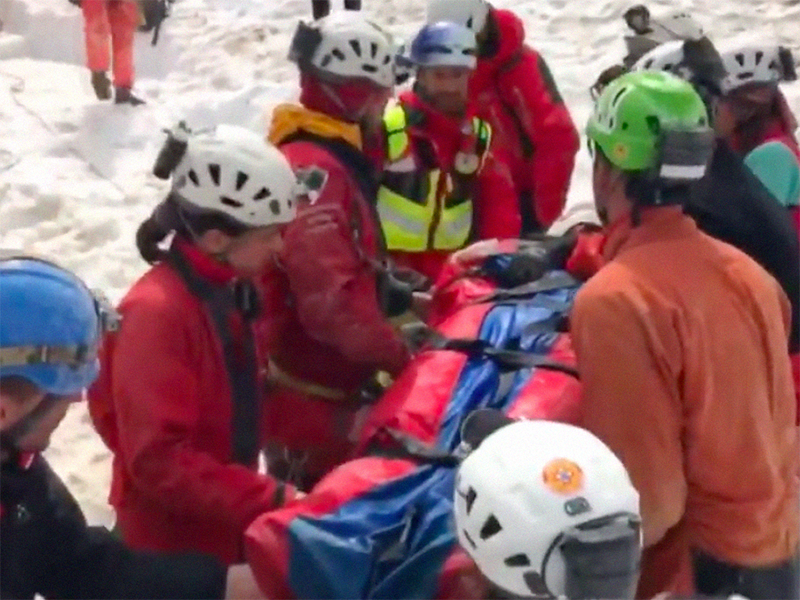 Infermiere-speleologo salvo dopo 45 ore: ce l'ha fatta Stefano Guarniero