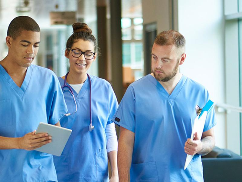 Tre Infermieri all'Istituto Superiori di Sanità: ecco chi sono!