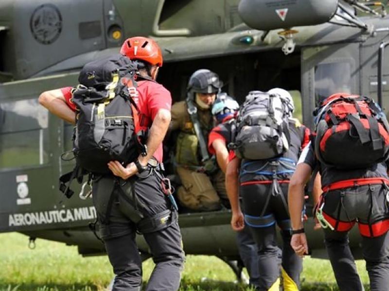 Parla Angelo S., Infermiere Aeronautica Militare: 'rifarei questa professione altre 1000 volte!'