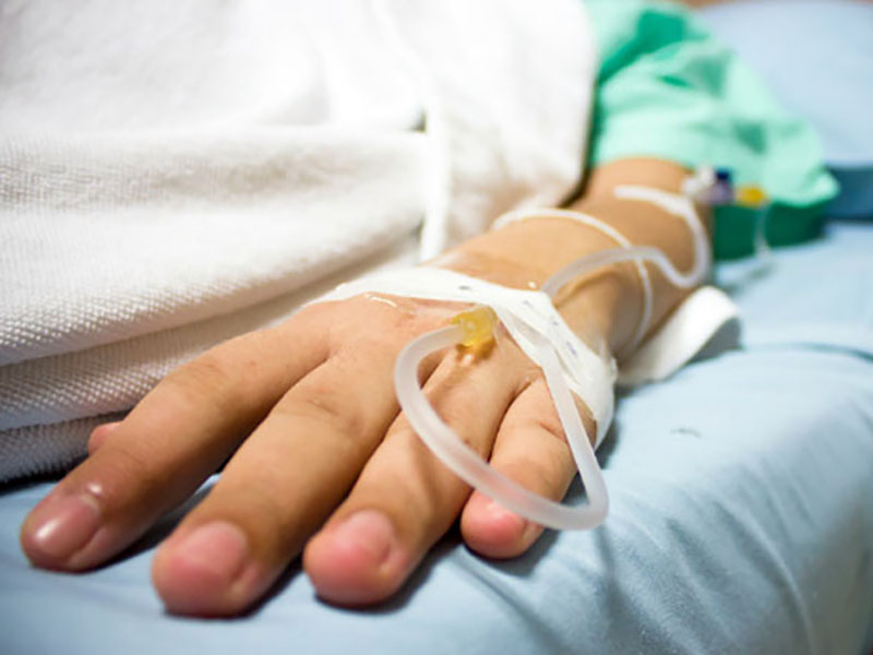 Infermiere richiamato perché lasciò paziente immerso nel vomito.
