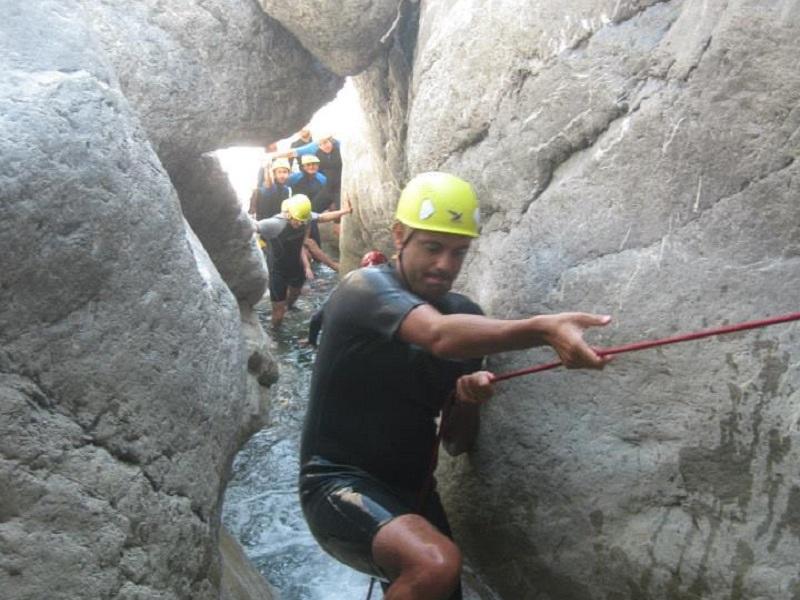 Il torrente Raganello ha investito un gruppo di escursionisti!
