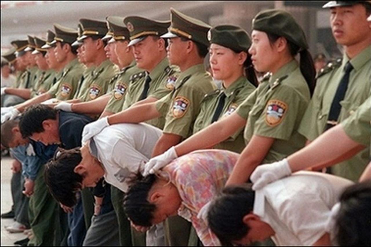 Cina, prelievo forzato di organi da prigionieri politici!