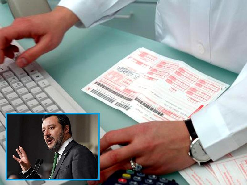 Salvini: toglieremo le tasse dalla Calabria