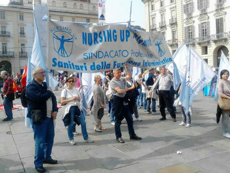 Infermieri: Nursing Up attende ricorso al Comitato Europeo Diritti Sociali per CCNL ed esclusioni da tavoli trattanti.