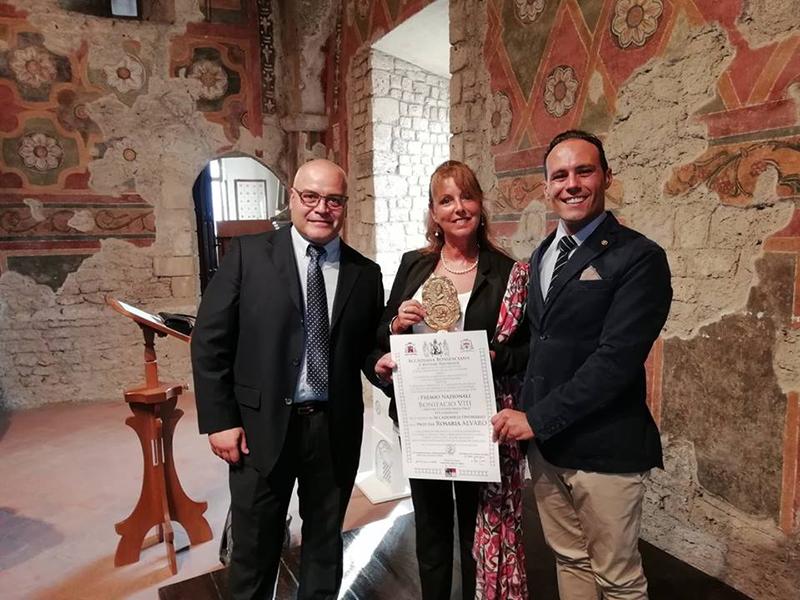 Rosaria Alvaro tra i Docenti-Infermieri più apprezzati in Italia e all'estero.