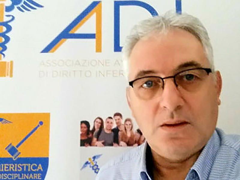 AADI e Infermieri Forensi: nessun giudizio personale nei confronti di Mangiacavalli.