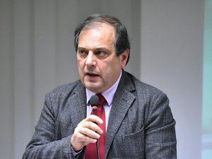 Filippo Anelli, presidente della Federazione nazionale dei medici chirurghi e degli odontoiatri (FNOMCeO).