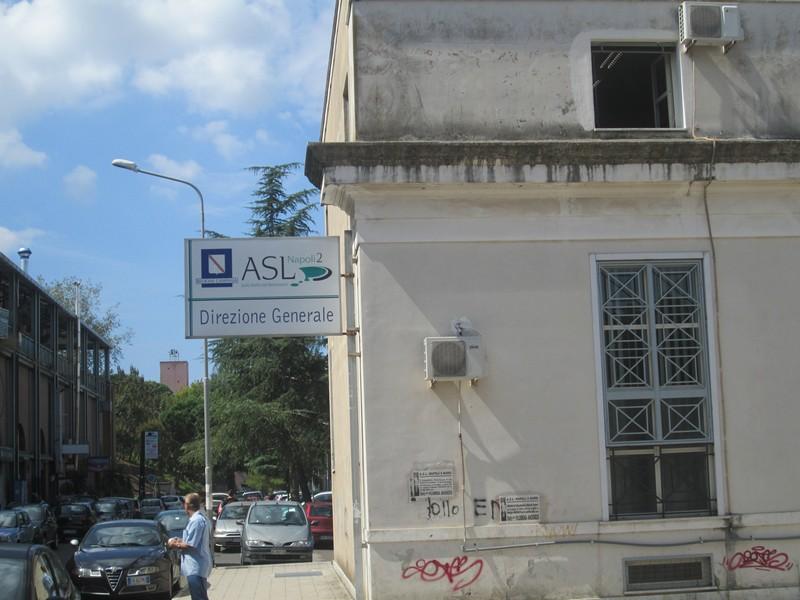 L'ASL Napoli 2: al centro della bufera!