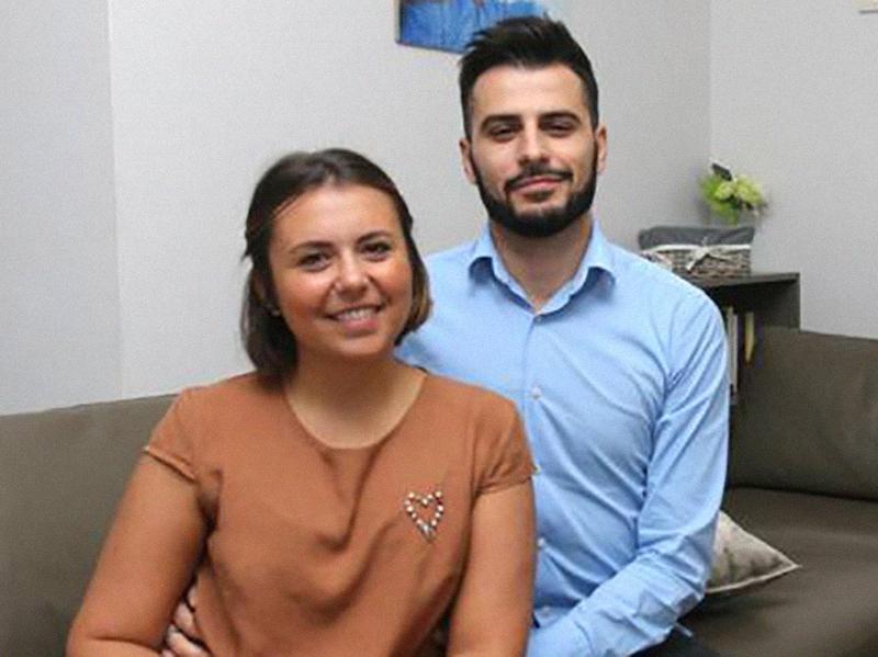 Francesco e Roberta, marito e moglie: «professione» donatori di midollo.