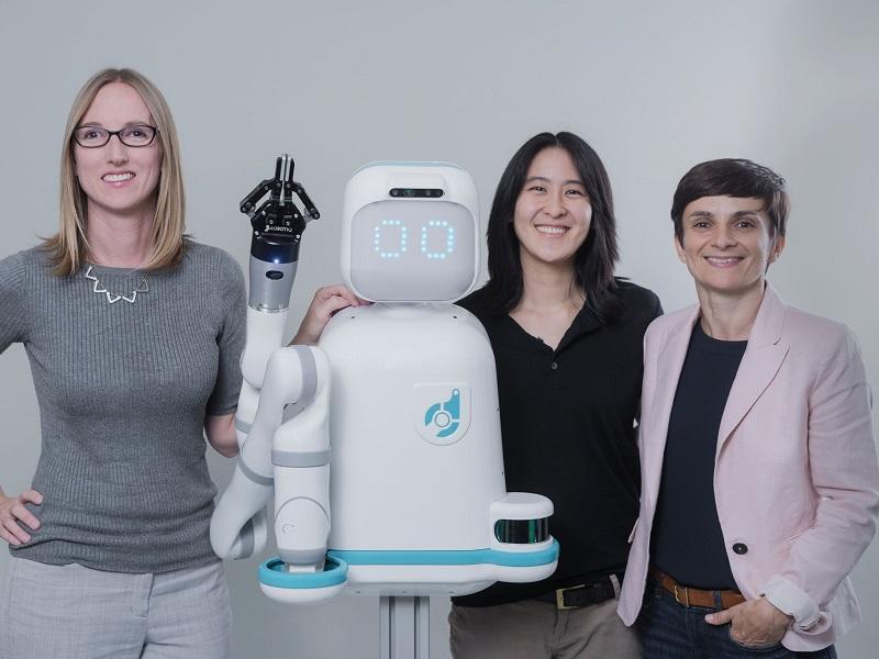 MOXI: il robot che aiuta Infermieri, medici e OSS!