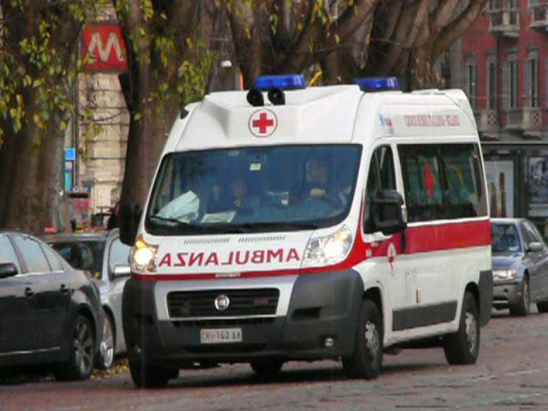 Ambulanza rispedita in Italia!